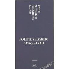 POLİTİK VE ASKERİ SAVAŞ SANATI I