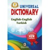 UNIVERSAL DICTIONARY ENGLISH-ENGLISH TURKISH